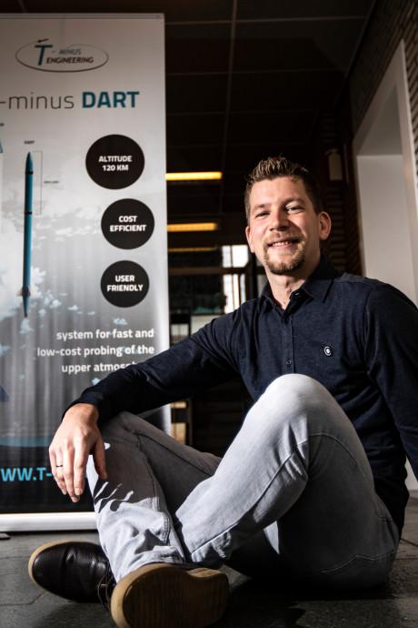 Droneraket en NASA: raketbouwers vanuit Deventer naar grote hoogte