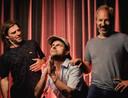 Nine And A Half met Anton Van Haver, David Bovée en Jan Eelen.