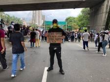 Nijmegenaar Yino Diaz woont in Colombia: 'Uit het niets vuurde de politie traangasgranaten op ons af'