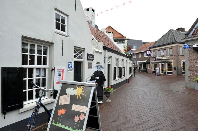 De VVV in Sint-Oedenrode verdwijnt. Daarvoor komen er infopunten en een website.