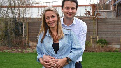 Schepen Arne Vandendriessche en vriendin verwachten eerste kindje