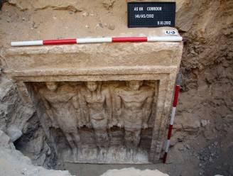 Graf van lijfarts van de farao's in Aboesir ontdekt