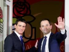 """""""Minable"""", """"pathétique"""", """"sans honneur"""", Valls fait """"honte"""" au PS"""