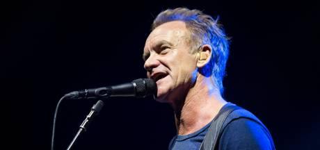 Concert van Sting voor Paleis Soestdijk uitverkocht