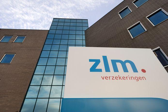 Het gebouw van ZLM in Goes.