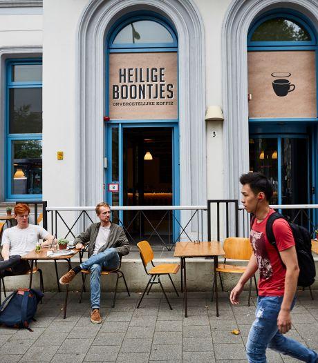 Heilige Boontjes aan het Eendrachtsplein wordt een grand café