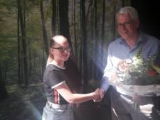 Met dit gedicht won Lieke in Almelo de 4 mei-wedstrijd