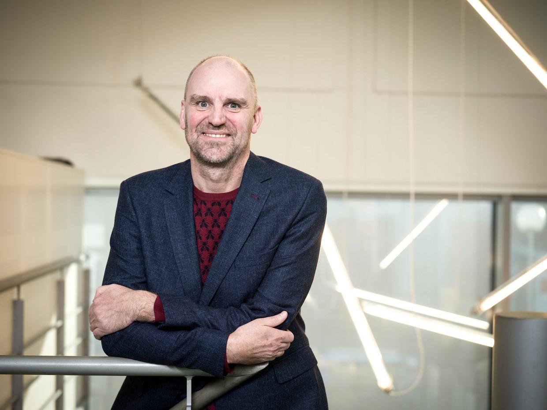 Studio 100-CEO Hans Bourlon. Beeld Dieter Bacquaert