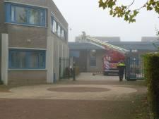 Brand bij Stichting Beter Wonen in Almelo: politie zet straat af