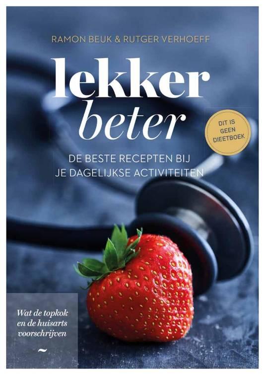 Boek van Ramon Beuk en Rutger Verhoeff.