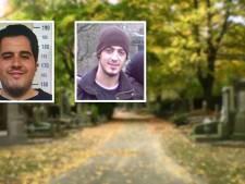 Omgekomen daders Brussel begraven onder valse naam