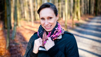 Kim Gevaert vervangt Ann Wauters tijdens Allez Josiane