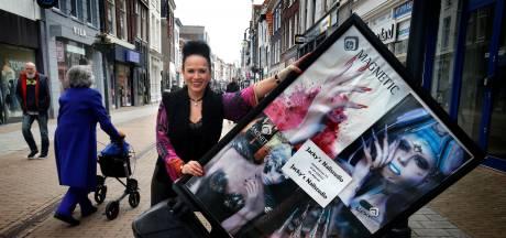 'Boete' voor bord in Gorcumse winkelstraat is 100 euro