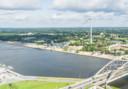 Opstart nieuwe windturbine in Genk bij firma Magdeleyns wordt volop voorbereid