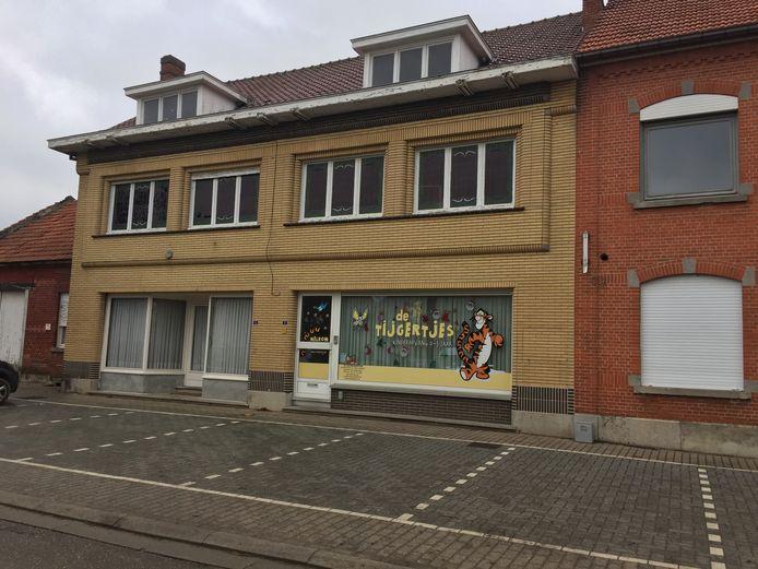 Kindercrèche De Tijgertjes is dicht sinds maandag 4 januari 2021.