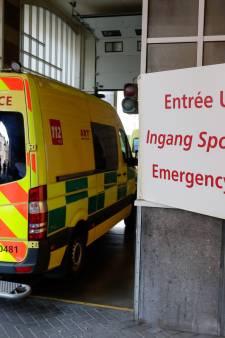 Les indicateurs en légère baisse, 145 admissions à l'hôpital par jour en moyenne