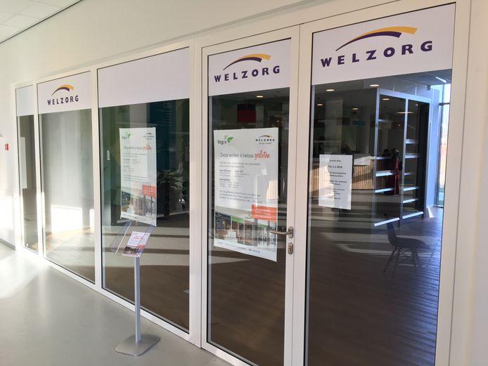 In de voormalige Welzorgwinkel in Oss opent Medicura een thuiszorgwinkel.