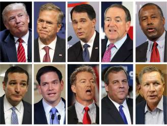 Wat u moet weten over het eerste presidentsdebat