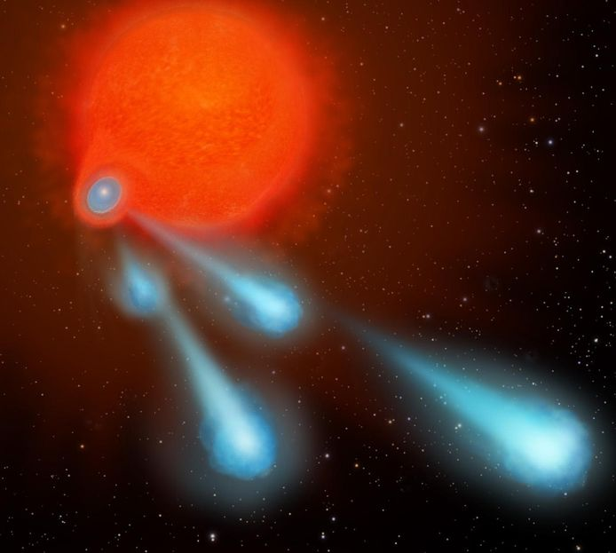 NASA, ESA & A. Feild (STScI)