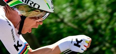 Martin voor zesde keer beste tijdrijder in Duitsland