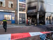 Beloning uitgeloofd voor brand bij blikken bios Arnhem