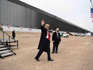 Trump bezoekt eind deze maand zuidgrens VS