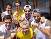 """""""Tout est encore un peu flou"""": nuit festive pour les Red Lions après leur titre olympique"""