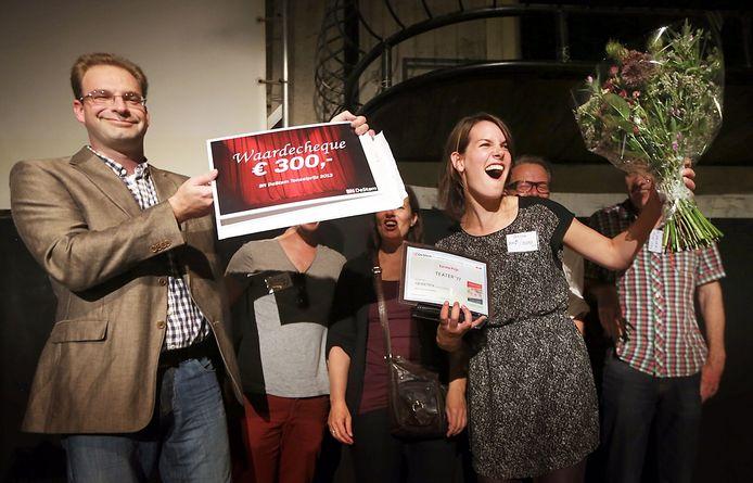 Teater '77 winnaar BN De Stem toneelprijs