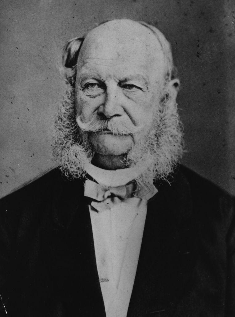 Wilhelm I Beeld Getty Images