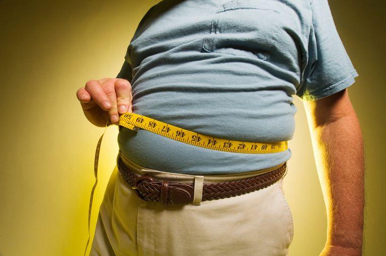 obesitas Beeld Thinkstock
