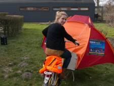 Lopend Vuur passeert Utrecht: demonstranten in actie voor situatie in vluchtelingenkampen