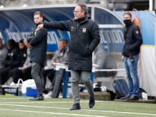 Cambuur ruikt kampioenschap: 'Gudde moet de schaal niet komen uitreiken'