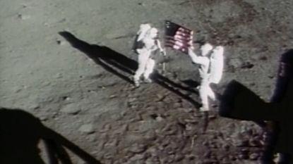 Herbeleef hoe Neil Armstrong als eerste op de Maan wandelde