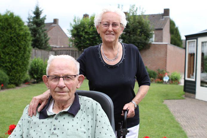 Echtpaar Das-Van Gerwen