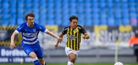 Van den Berg en Van den Berg, de jongste debutanten ooit van PEC Zwolle