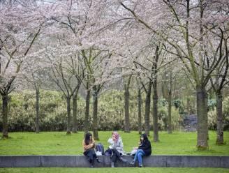 Lente weer even voorbij: paasvakantie start met winterse grillen