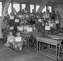 Verkeersexamen in 1961