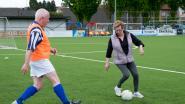 Wandelvoetbal voor 55-plussers van start