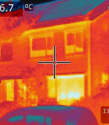 Geen gratis warmtefoto's van Hengelose woningen, maar 'poen voor groen' is er nog genoeg