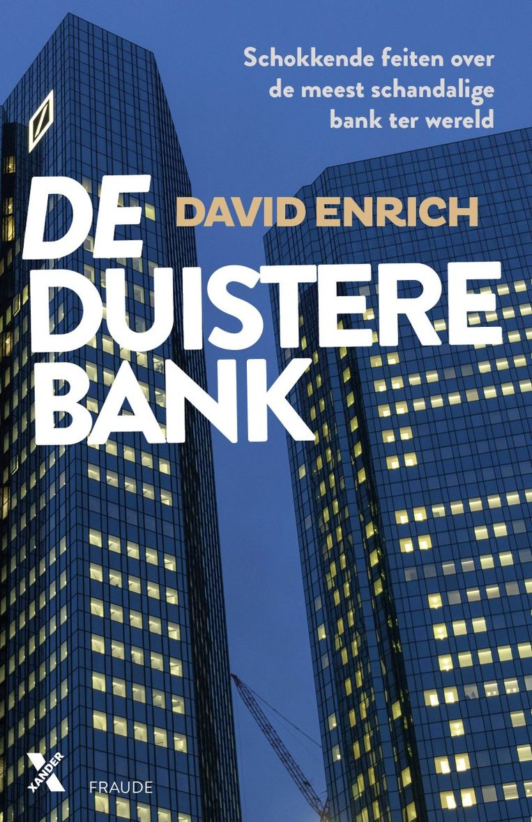 Deutsche Bank Beeld Xander Uitgevers