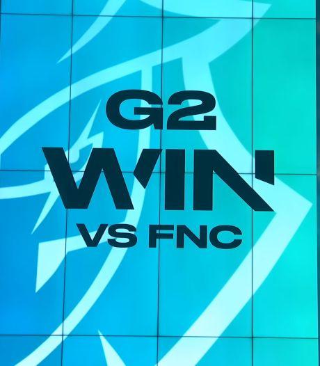 G2 Esports vernedert Fnatic in knotsgekke Europese League of Legends-competitie