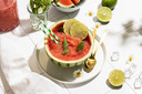 Watermeloen slush bowl