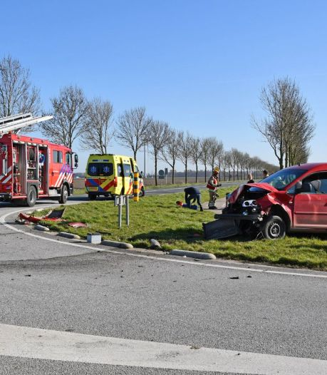 Man (74) overleden na ernstig ongeval in Swifterbant