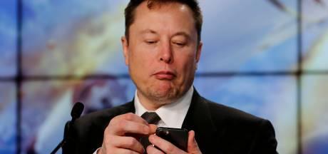 La fortune d'Elon Musk bondit de 25 milliards de dollars en... une journée