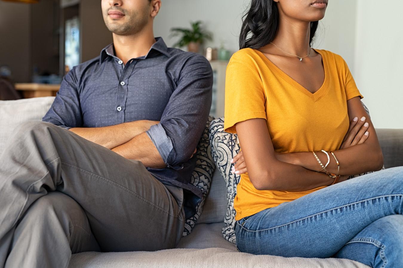 Bij een scheiding trekken vrouwen - die getrouwd waren met een man - financieel vaker aan het kortste eind.