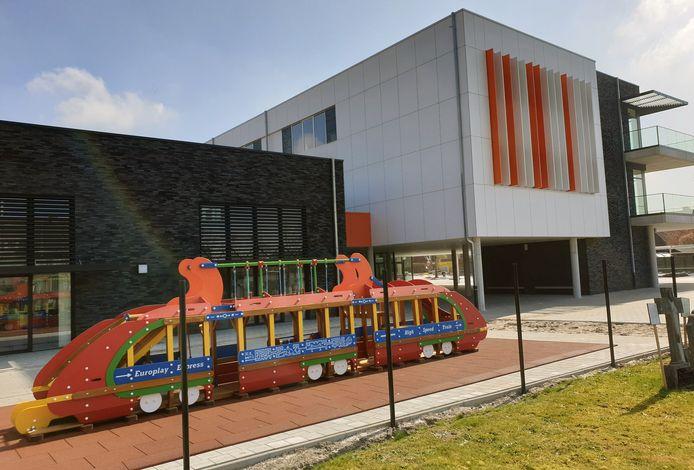Nieuwe school - Ravels