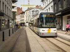 Na de kust, nu ook in Gent: verkeerslicht springt automatisch op groen als tram aankomt