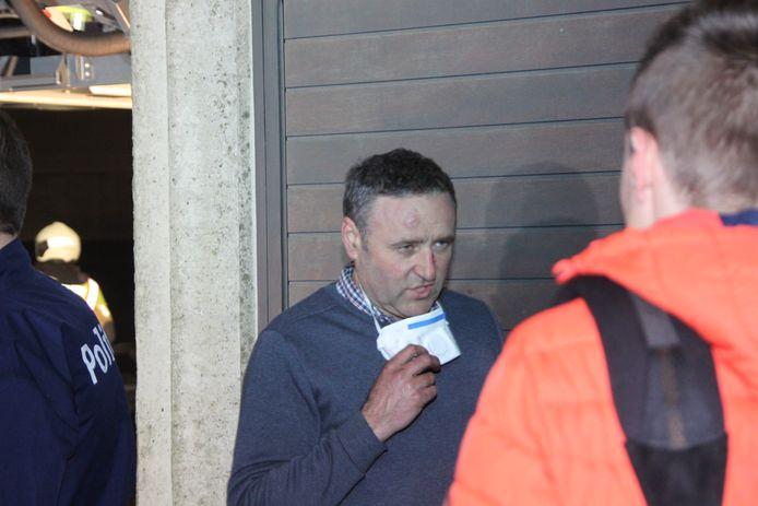 Zaakvoerder Peter Lombaert reageerde gevat.
