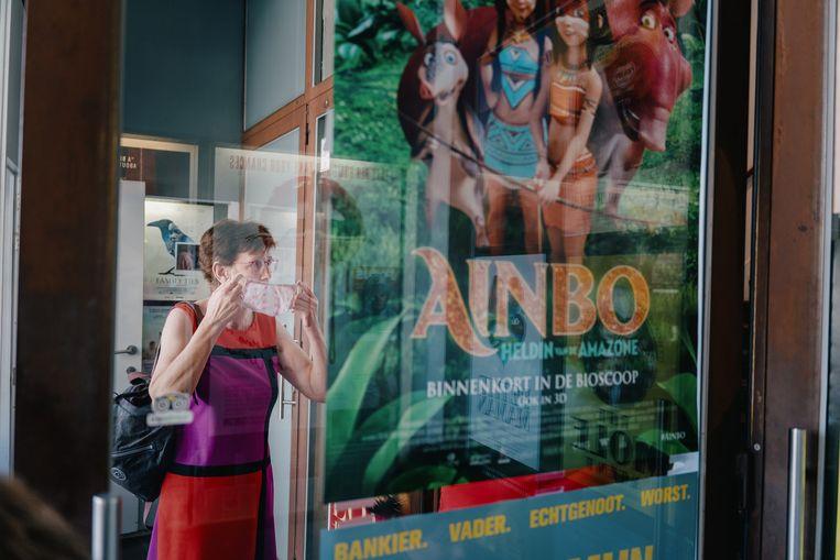 Sphinx Cinema in Gent. Beeld Wouter Van Vooren