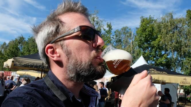 Bierliefhebbers komen aan hun trekken op eerste editie van Barrel Boutique Festival in Mechelen